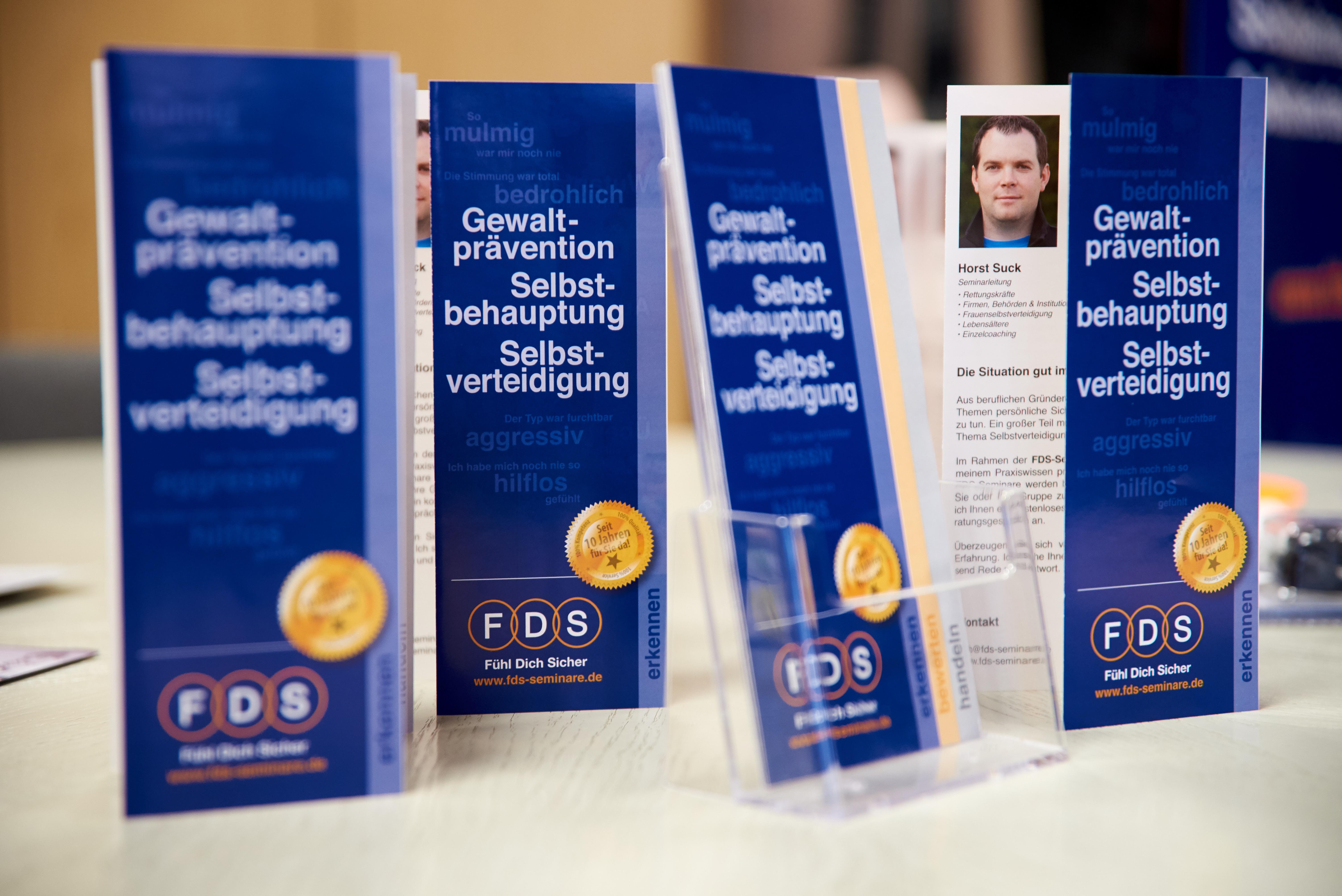 FDS Flyer Horst
